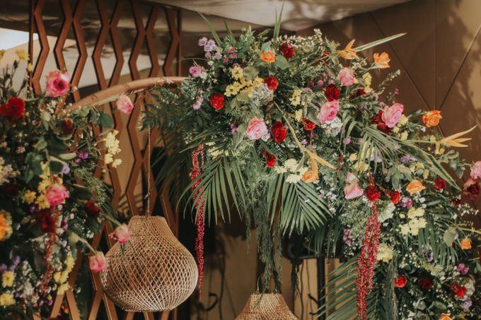 Wedding of Keyko & Malikul by Financial Club Jakarta - 013
