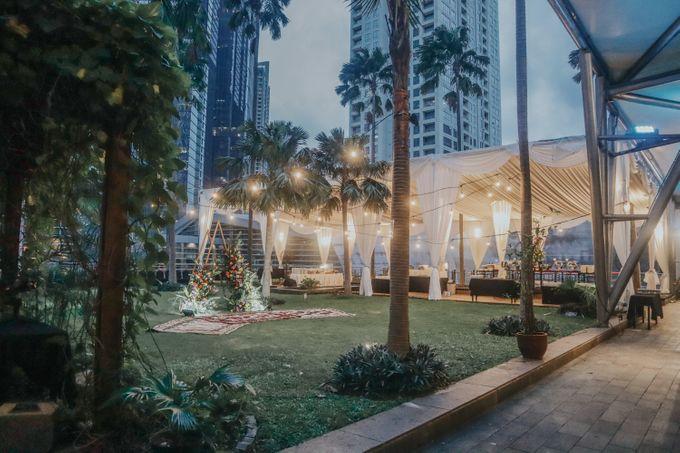 Wedding of Keyko & Malikul by Financial Club Jakarta - 014