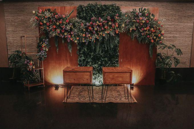 Wedding of Keyko & Malikul by Financial Club Jakarta - 002