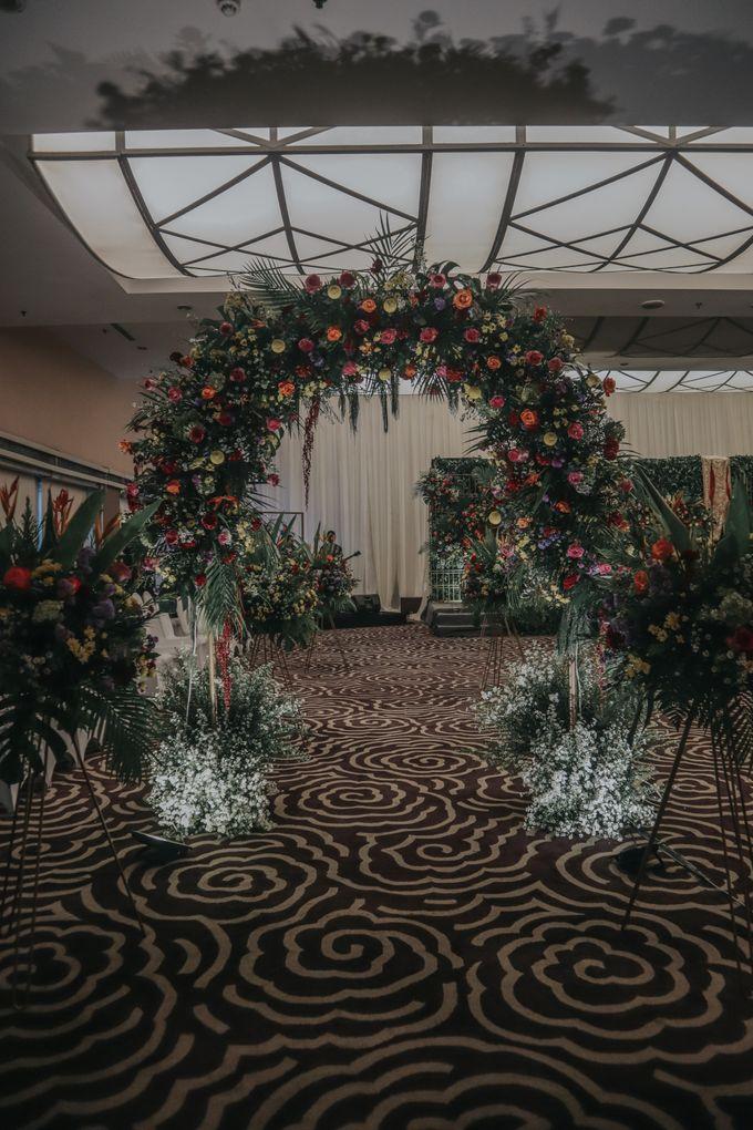 Wedding of Keyko & Malikul by Financial Club Jakarta - 004
