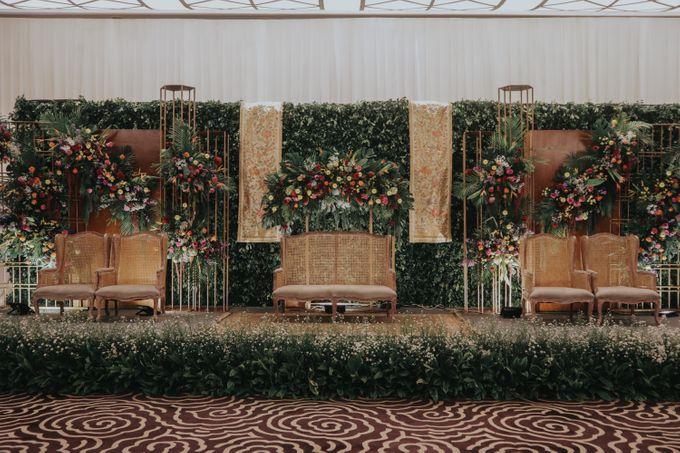 Wedding of Keyko & Malikul by Financial Club Jakarta - 005
