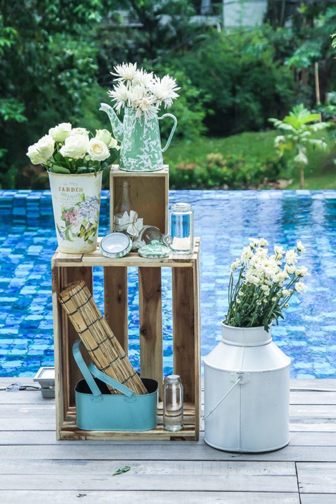 Wedding Decoration by Wyl's Kitchen - 005