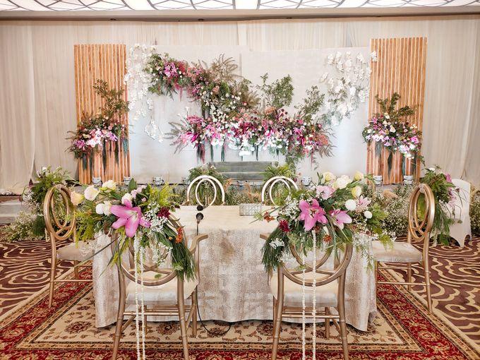 Wedding of Abi & Tami | 19 December 2020 by Financial Club Jakarta - 008