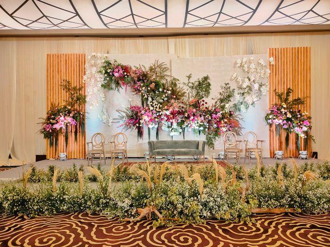 Wedding of Abi & Tami | 19 December 2020 by Financial Club Jakarta - 009