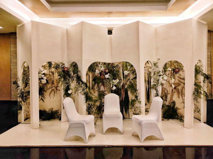 Wedding of Abi & Tami | 19 December 2020 by Financial Club Jakarta - 010