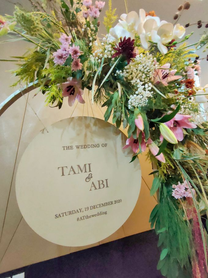 Wedding of Abi & Tami | 19 December 2020 by Financial Club Jakarta - 012