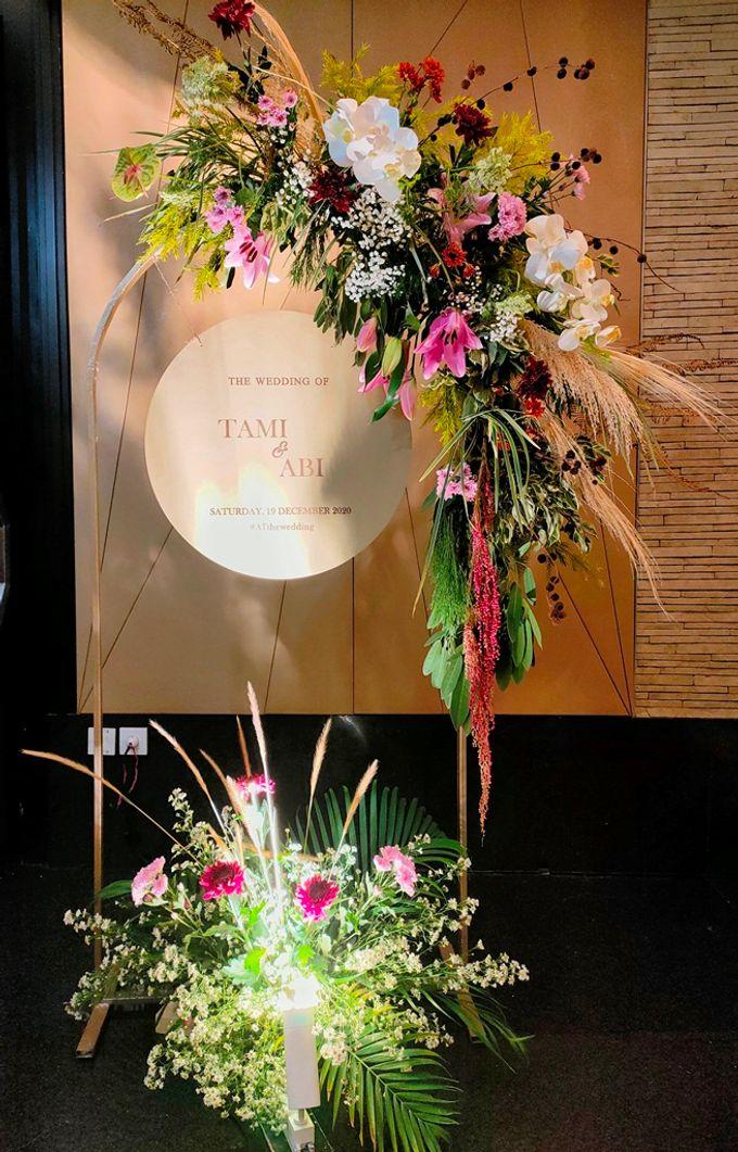 Wedding of Abi & Tami | 19 December 2020 by Financial Club Jakarta - 013