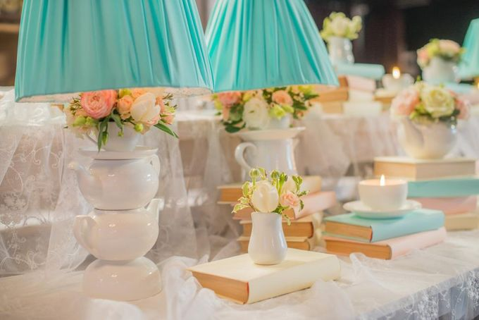 Tiffany Wedding by Caramel Events - 021