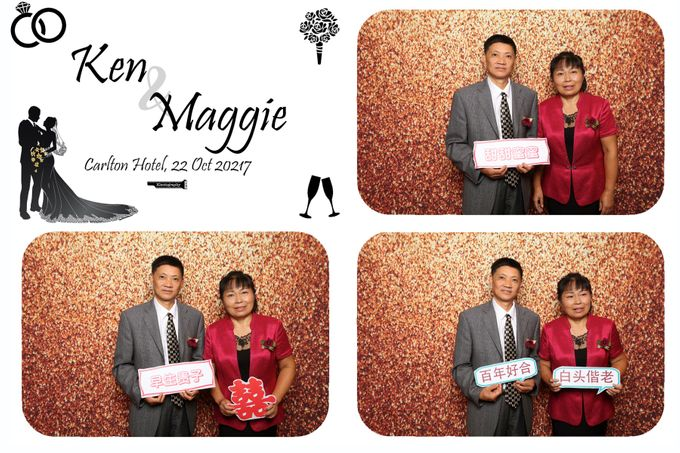 Ken and Maggie by Carlton Hotel Singapore - 020