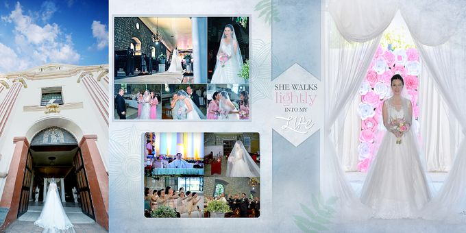 WEDDING PHOTO-VIDEO COVERAGE by CJC PHOTOGRAPHY ASIA CORPORATION - 011