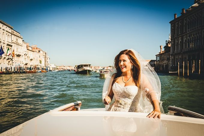 Luxury wedding in Venice by CB Photographer Venice - 004