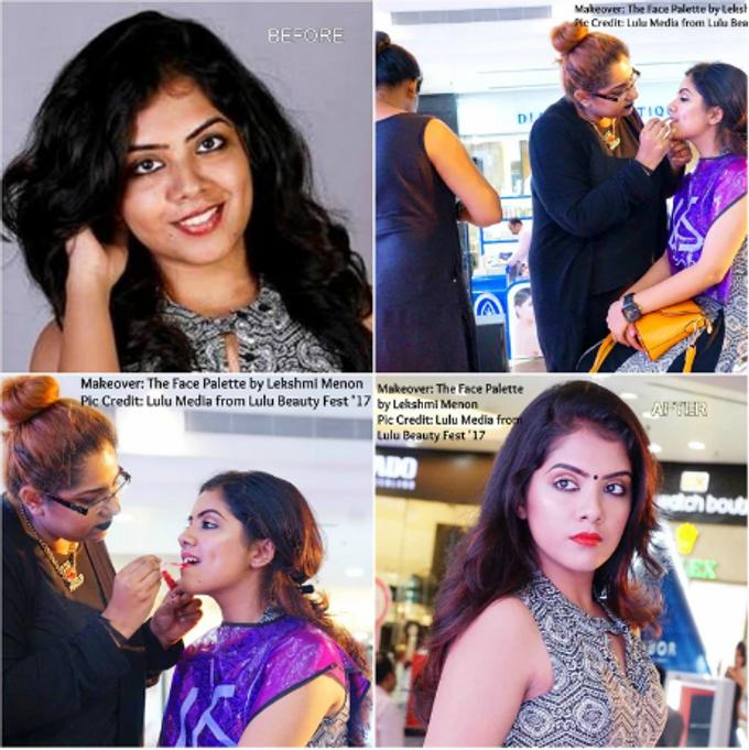Natural Bridal Make up- Face Palette by Lekshmi Menon by Face Palette by Lekshmi Menon - 001