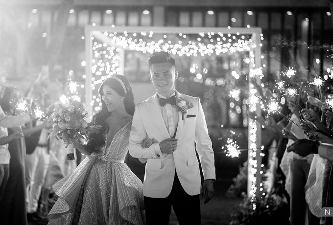 Jason & Brigitta Wedding by Majestic Events - 022