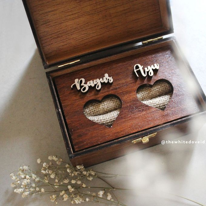 Wedding Box by The White Dove - 003