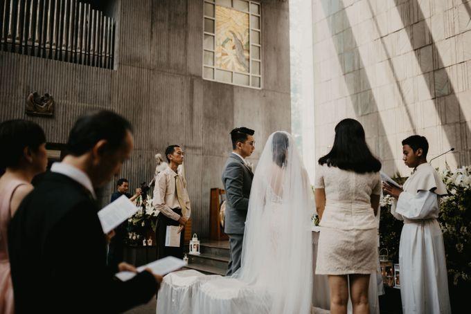 Irvan & Aditha Wedding by AKSA Creative - 020