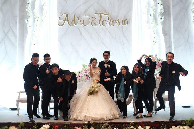 Adri & Teresia Wedding by deVOWed Wedding & Event Planner - 020