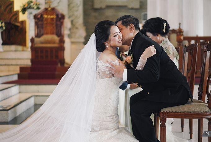 Reinaldo & Beatrice Wedding by NOMINA PHOTOGRAPHY - 021