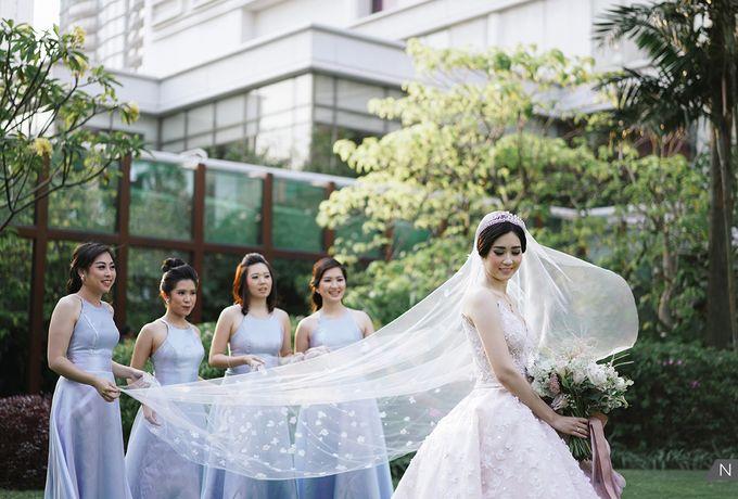 Felix & Hanna Wedding by Shangri-La Hotel - 020