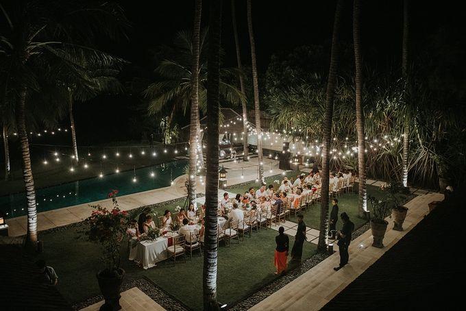 Nagisa Bali Wedding for Sacha & Ana by Nagisa Bali - 020