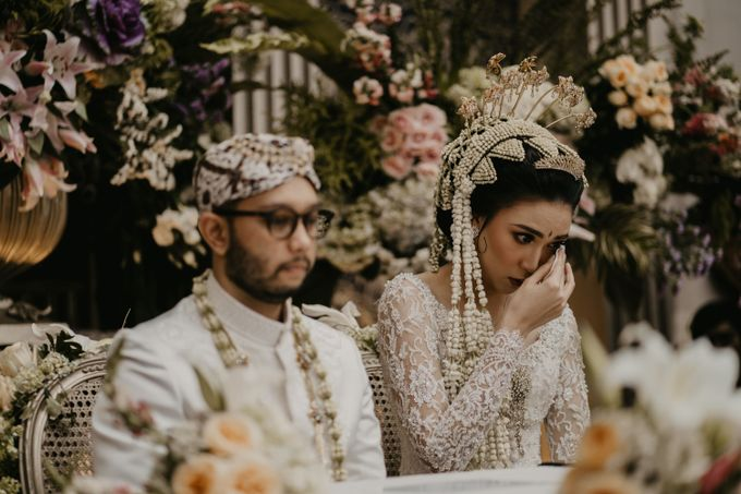 Denita & Fahmi Wedding by AKSA Creative - 020
