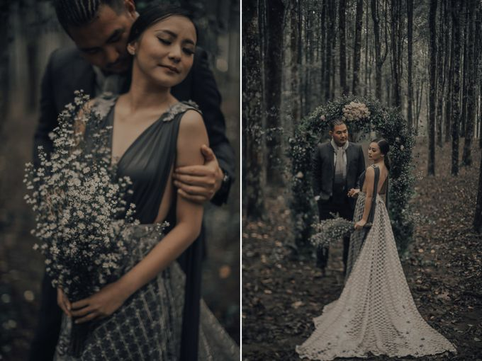 PRE - WEDDING EDWIN & YOMEDIKA BY RIO YAPARI by All Seasons Photo - 019