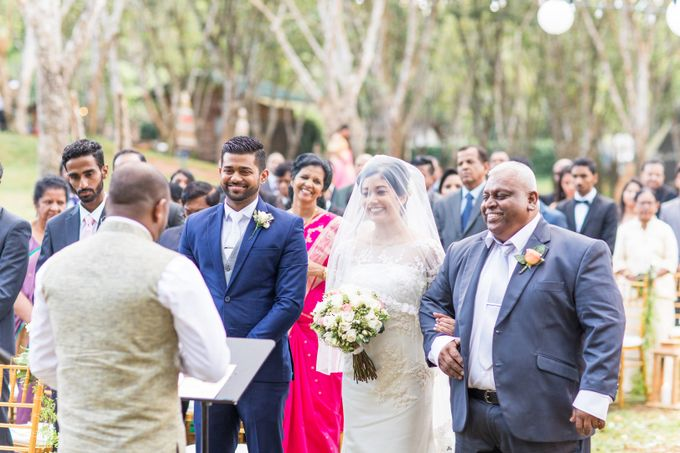 Wedding of Prabudhi & Thilina by DR Creations - 023
