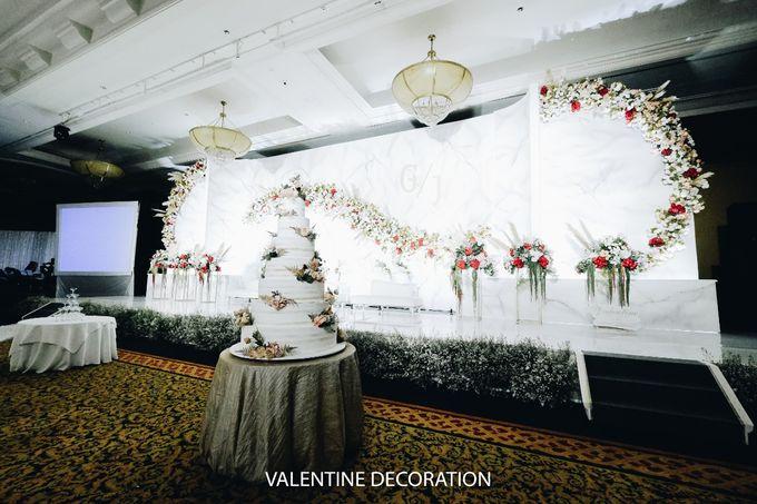 Glenn & Jesslyn Wedding Decoration by Valentine Wedding Decoration - 020