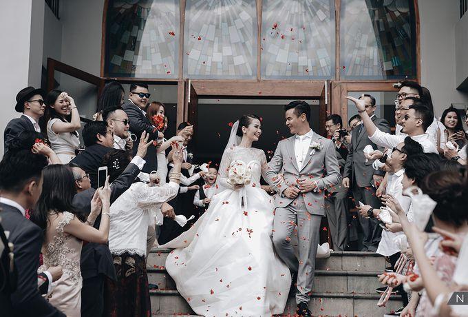 Dion Wiyoko & Fiona Wedding by Djampiro Band Bali - 020