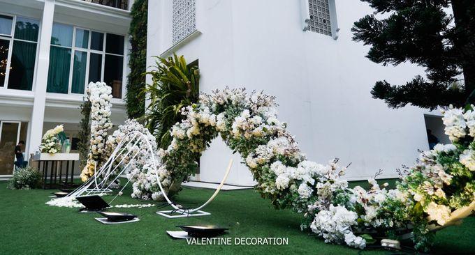 Grady & Kezia Wedding Decoration by Valentine Wedding Decoration - 020