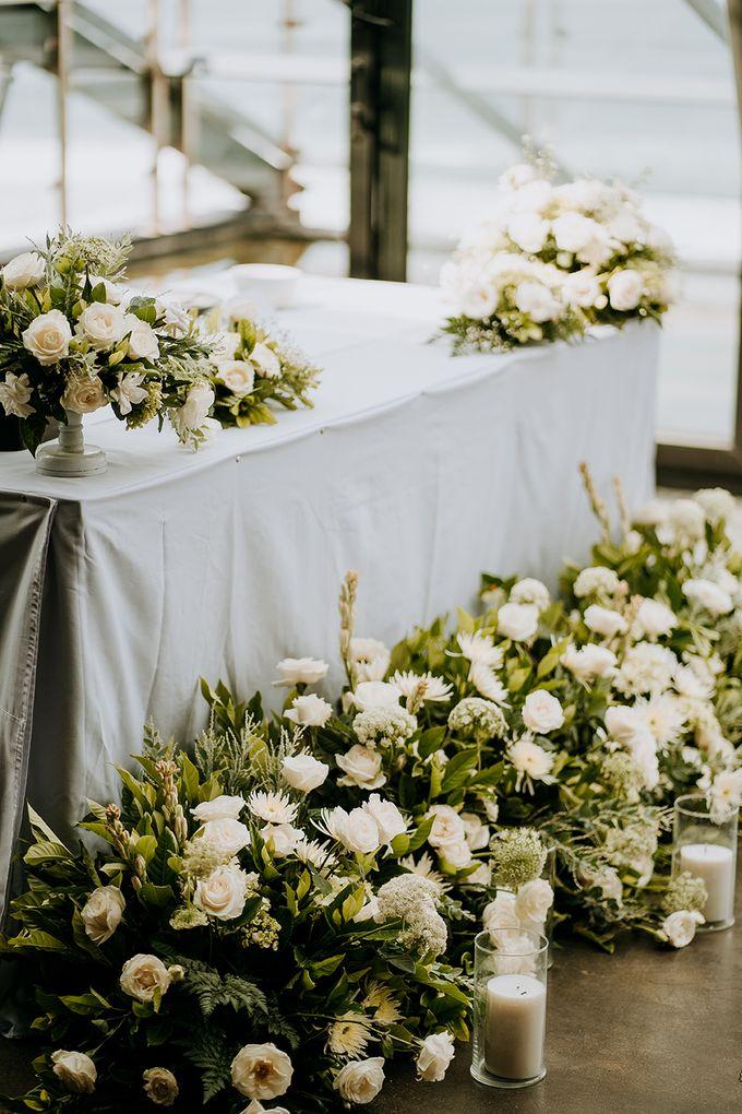 Wedding Dennis & Tara by Nika di Bali - 019