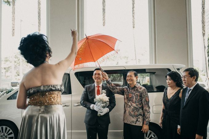 HENDRA & JENNY WEDDING by DHIKA by MA Fotografia - 020