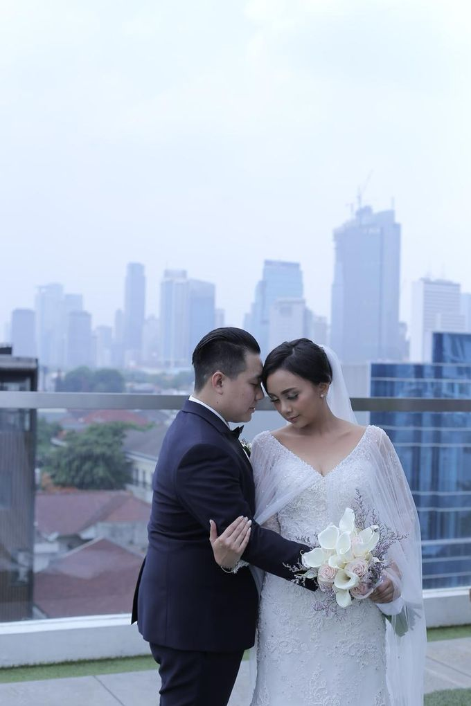 THE WEDDING OF ARIFIN & ANGEL by The Wedding Boutique - 015