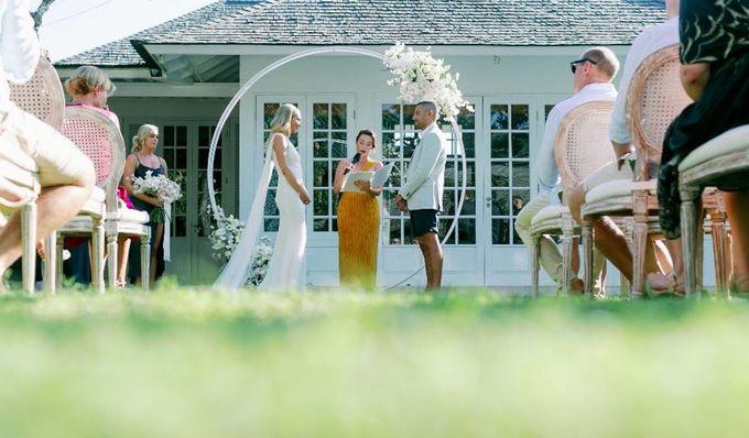 Brooke & Khalid Wedding by Bali Brides Wedding Planner - 020