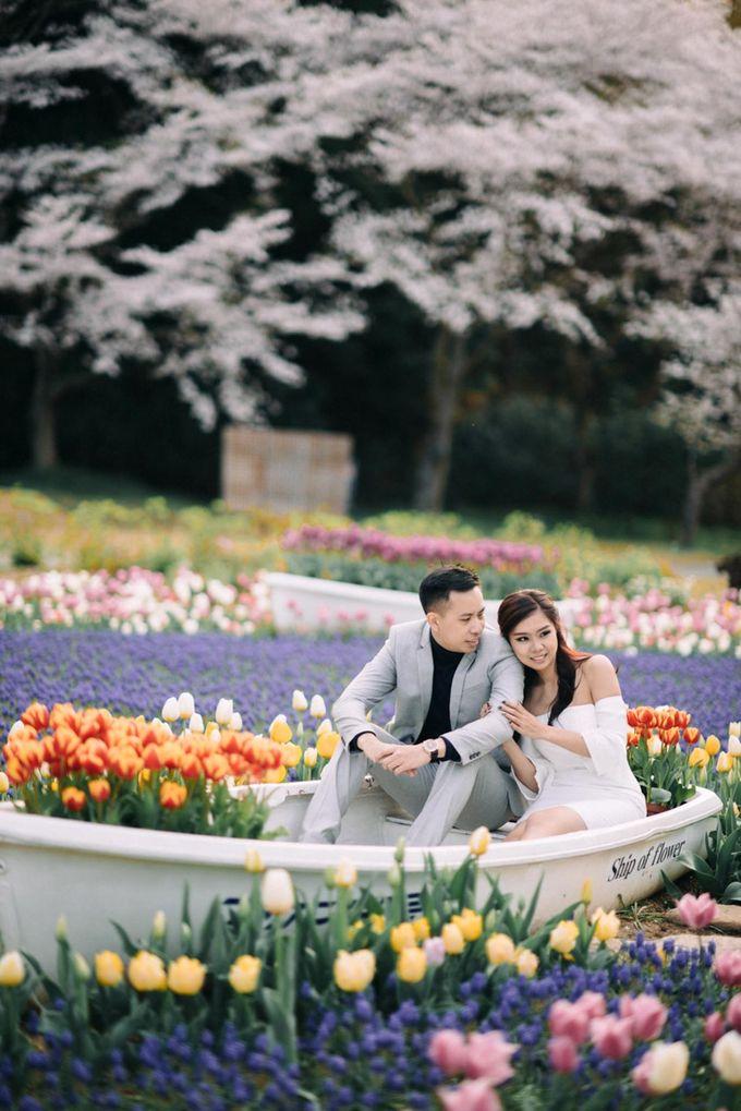 Ditto & Silvy Prewedding by Dhika by MA Fotografia - 020