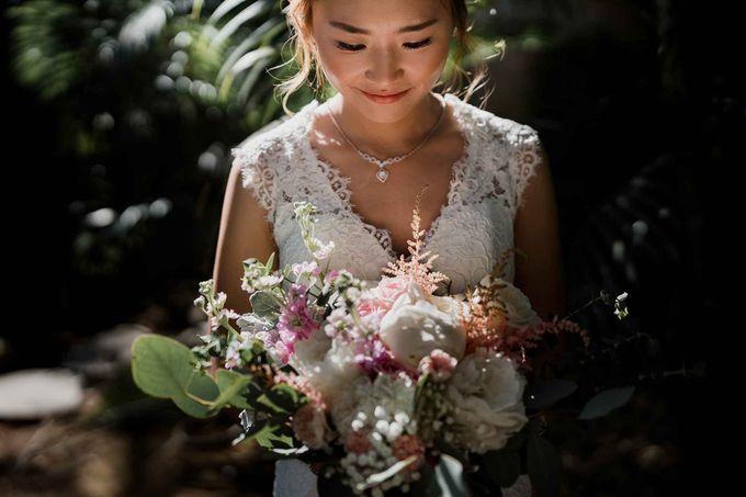 Oshiel & Patrick Wedding Preparation by White Roses Planner - 021