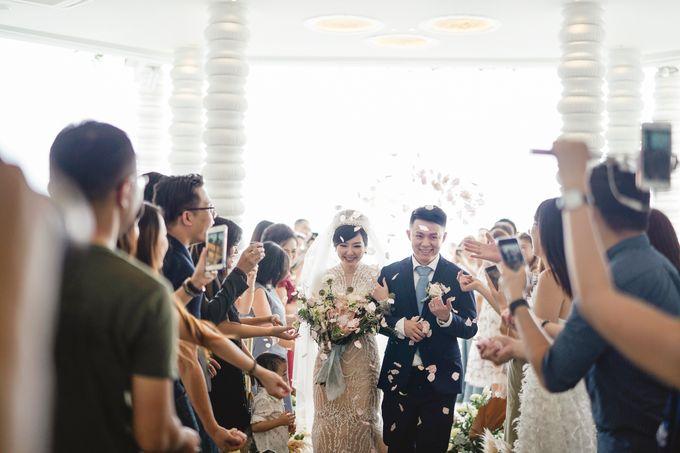 The Wedding of Johnsen & Fortunata by BDD Weddings Indonesia - 020