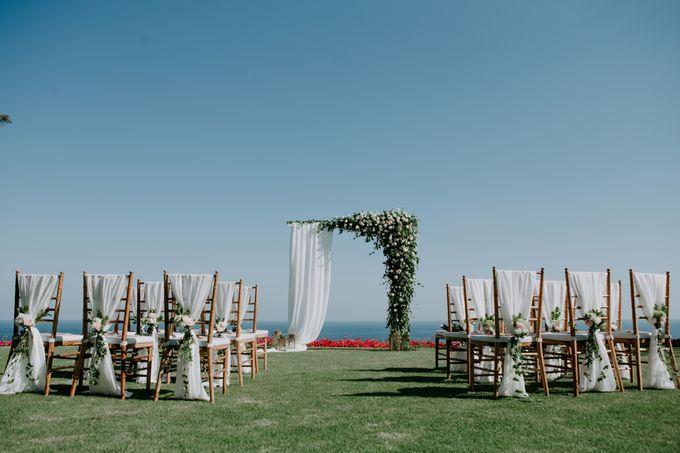 The Wedding of Ryoichi & Stephanie by BDD Weddings Indonesia - 015