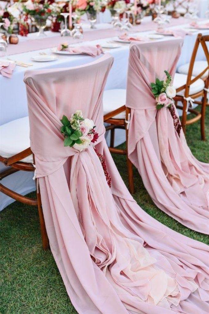 The Wedding of Donald & Larissa by BDD Weddings Indonesia - 021
