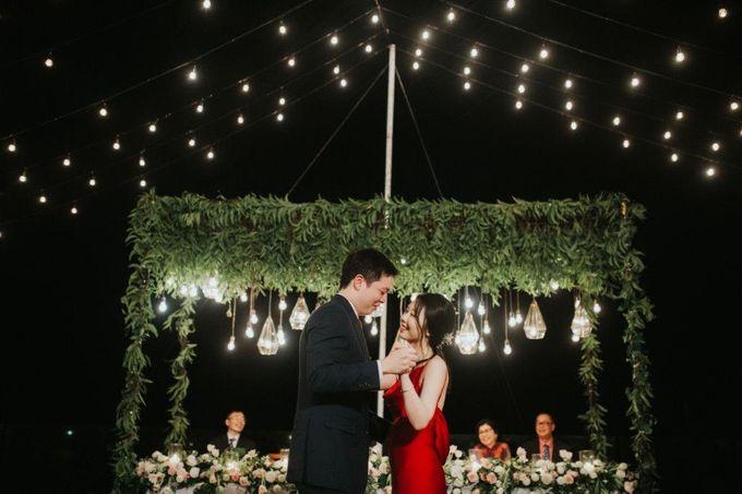 The Wedding of Benjamin & Wenjie by BDD Weddings Indonesia - 020