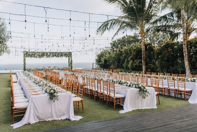 The Wedding of Christoph & Jessica by BDD Weddings Indonesia - 020