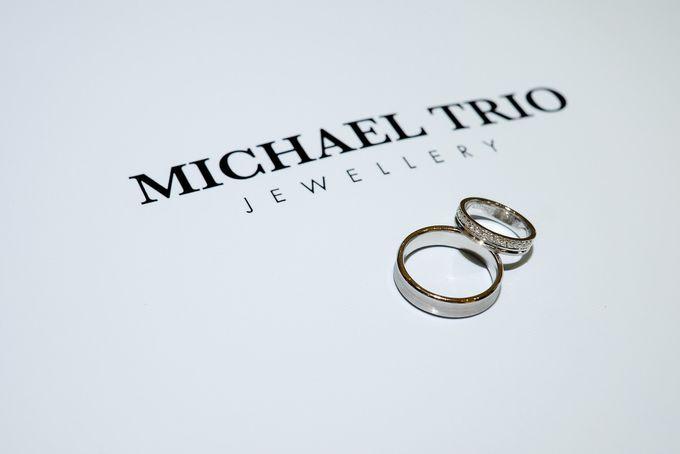 MT Eternity Rings by Michael Trio - 019