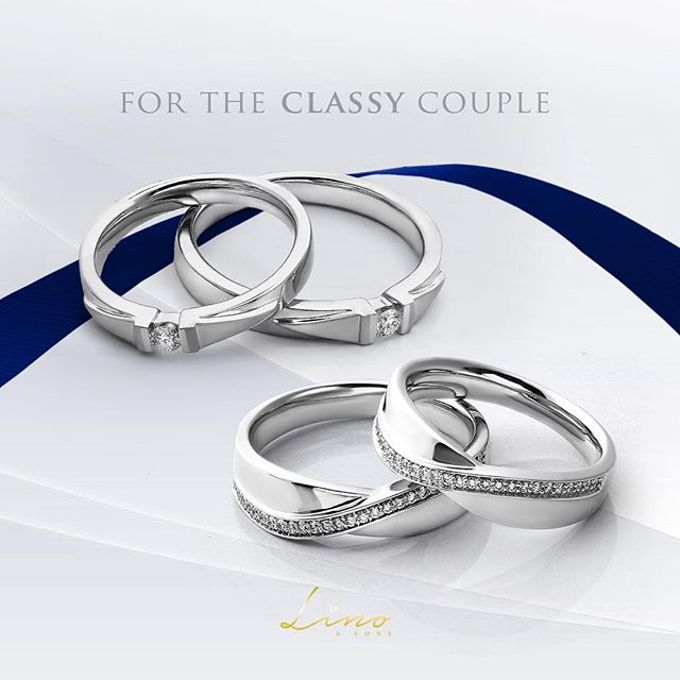 WEDDING RING by Lino and Sons - 044