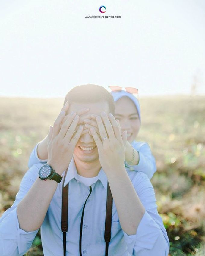 Prewedding Sunset Kebumen by blacksweetphoto - 001