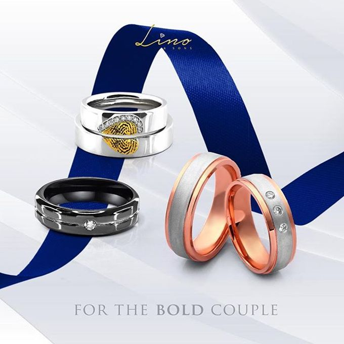 WEDDING RING by Lino and Sons - 043