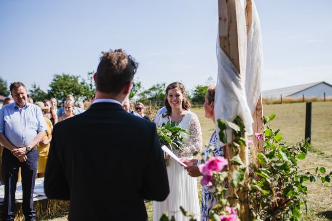 Open Air Danish Wedding in Northeastern Sjaelland by Ieva Vi Photo by Ieva Vi Photography - 010