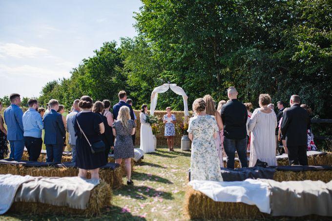 Open Air Danish Wedding in Northeastern Sjaelland by Ieva Vi Photo by Ieva Vi Photography - 011