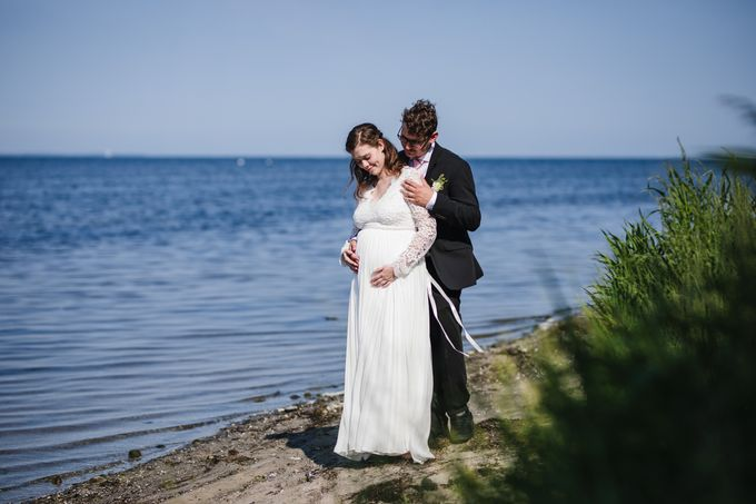 Relaxed Danish Wedding in Nature by Ieva Vi Photography - 021