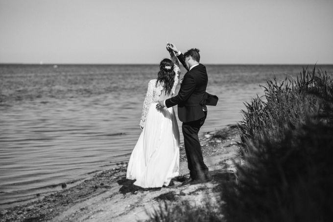 Open Air Danish Wedding in Northeastern Sjaelland by Ieva Vi Photo by Ieva Vi Photography - 021