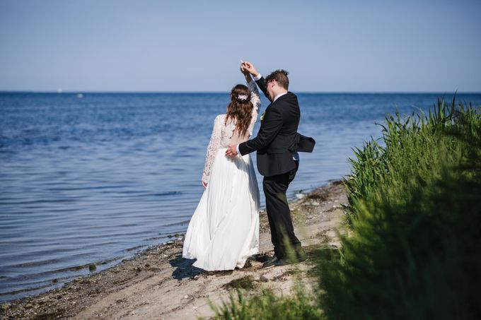 Relaxed Danish Wedding in Nature by Ieva Vi Photography - 022