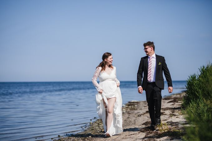 Open Air Danish Wedding in Northeastern Sjaelland by Ieva Vi Photo by Ieva Vi Photography - 026